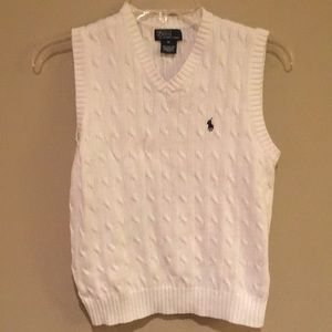 Ralph Lauren Sweater Vest SIZE Women's Medium